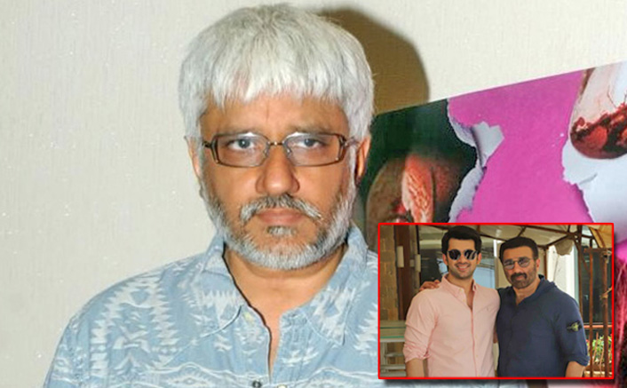 """Vikram Bhatt On Nepotism's Benefits: """"Sunny Deol's Son's First Film Wouldn't Have Been A Flop"""""""
