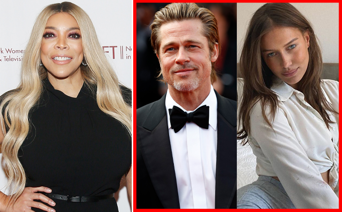 Wendy Williams Feels Nicole Poturalski Is Using Brad Pitt For Her Personal Gains