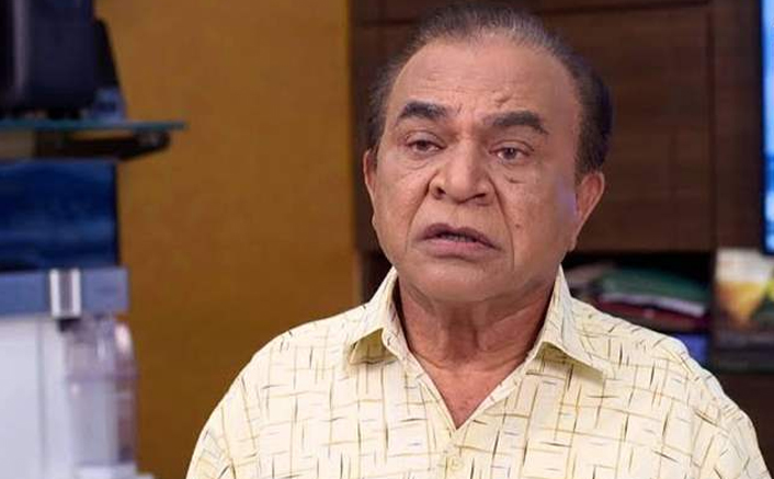 WHAT! Taarak Mehta Ka Ooltah Chashmah Fame Ghanshyam Nayak AKA Natu Kaka Hospitalised?