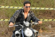 When Akshay Kumar suffered a bruise in the jungle