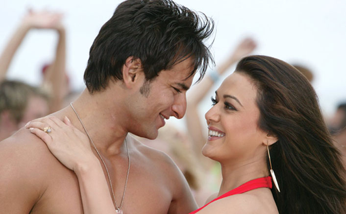 Preity Zinta Confesses Stealing Saif Ali Khan's Bronzer As Salaam Namaste Turns 15!