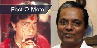 When Sadashiv Amrapurkar's Epic 'Maharani' In Sadak Forced Filmfare To Introduce A New Category - [Fact-O-Meter]