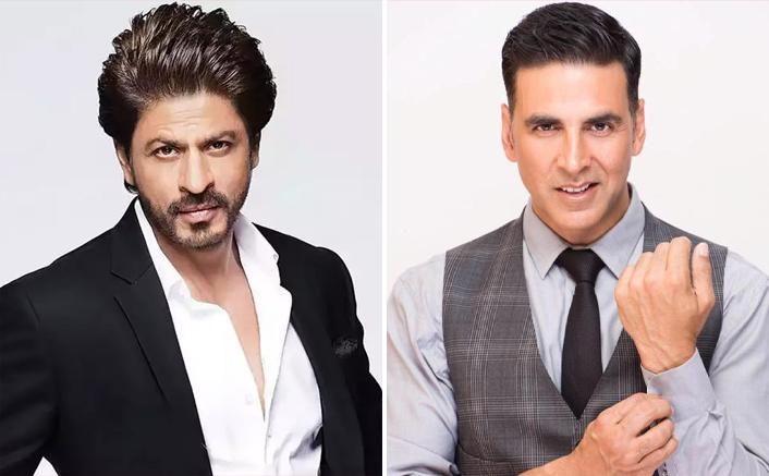 When Shah Rukh Khan Flaunted His BADSHAH Attitude But Akshay Kumar Showed Who's The Real KHILADI, Watch!