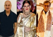 When Subash Ghai Called Rekha A 'Blot' On The Film Industry & Anupam Kher Labeled Her As National Vamp