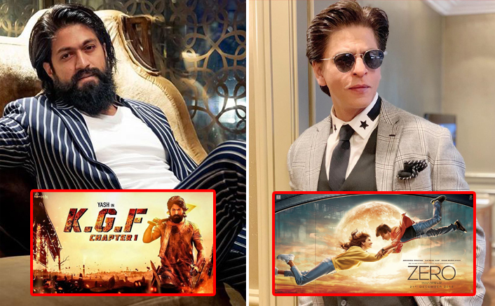 "When Yash Stole Our Hearts With His Reaction To KGF VS Zero: ""Shah Rukh Khan Is Shah Rukh Khan"""