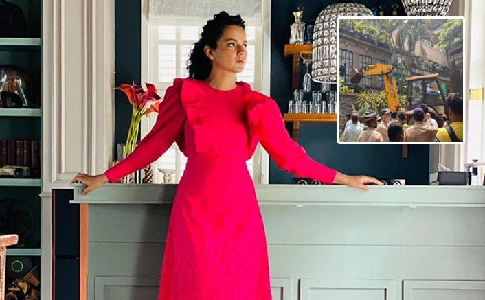 BMC To Pay A Heavy Price For Destroying Kangana Ranaut's Office?