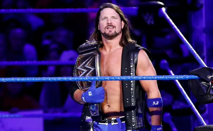 WWE: AJ Styles REVEALS His Dream Opponent For Wrestlemania 37 & It's Not Roman Reigns Or Brock Lesnar