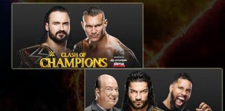 WWE Clash Of Champions: Drew McIntyre VS Randy Orton's Ambulance Match & Other Updated Face-Offs