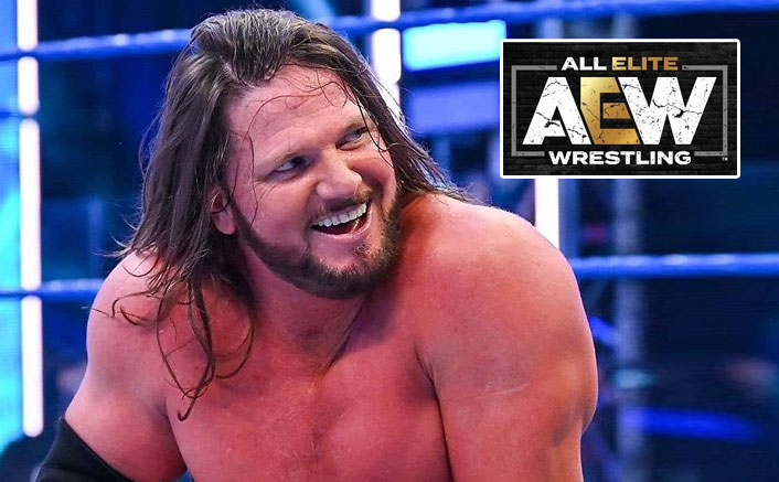 WWE Star AJ Styles Was Approached By AEW For Debut Episode, Reveals Matt Jackson(Pic credit: Instagram/ajstylesonline)