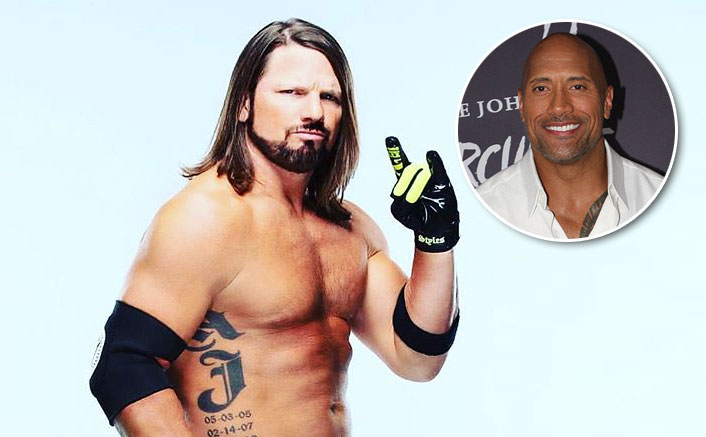 WWE Superstar AJ Styles Reveals Being Tested Positive For COVID-19; Shares Concern For Dwayne Johnson & His Family(Pic credit: Instagram/ajstylesp1)