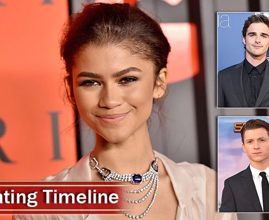 Zendaya's Dating TIMELINE - From Tom Holland To Jacob Elordi, Here Are A-Listers The Emmy Winning Actress Has Dated