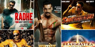 3500 crores - That's the massive Box Office loss Bollywood is staring at in 2020