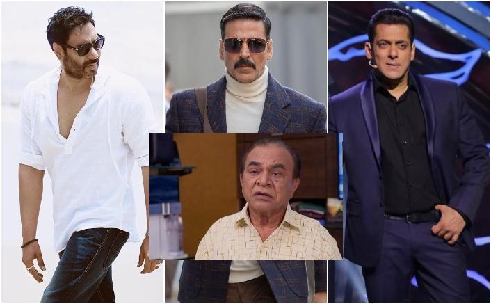 Taarak Mehta Ka Ooltah Chashmah FACT Check! Ghanshyam Nayak Has Worked In Salman Khan, Akshay Kumar & Ajay Devgn's Films