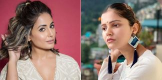 A real Queen pumping power, Rubina gets teary eyed with Hina Khan's exit!