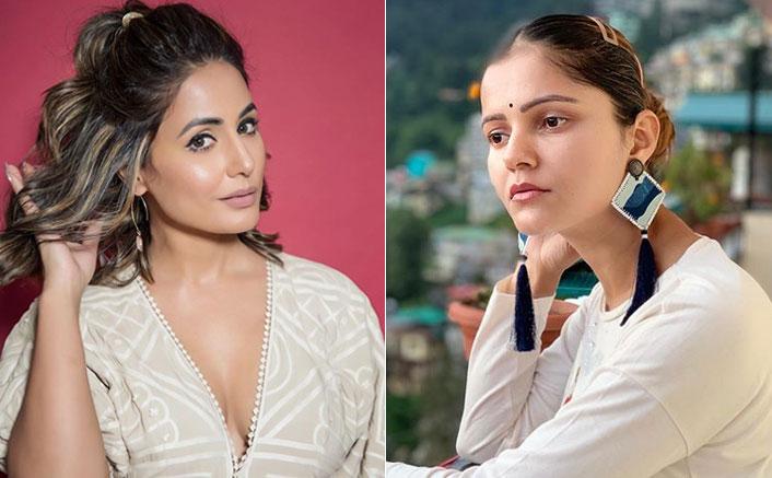 Bigg Boss 14: Rubina Dilaik Gets Teary Eyed On Hina Khan's Exit!