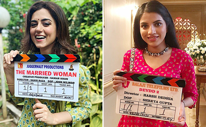 A triple treat in store for viewers as ALTBalaji & Zee5 Club announces three terrific shows - The Married Woman along with the second season of Who's Your Daddy? and Dev DD