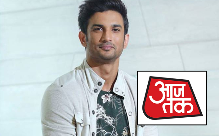 AajTak Fined For 1 Lac & Also Asked To Apologise On-Air For Publishing Fake Tweets About Sushant Singh Rajput