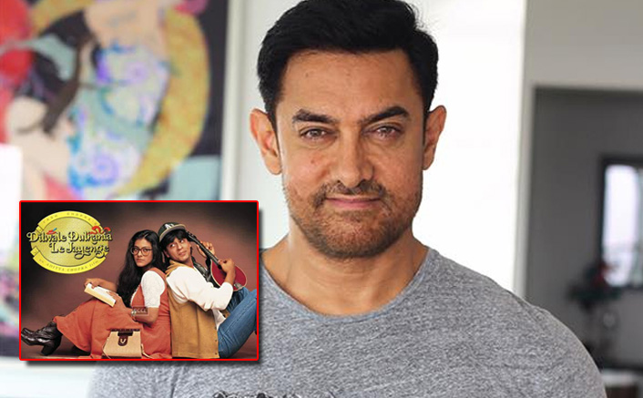 """Aamir Khan On 25 Years Of DDLJ: """"It Continues To Charm The World"""""""