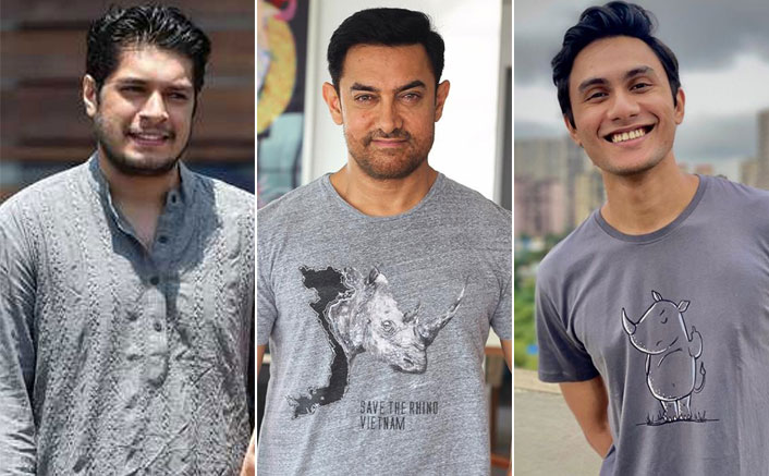 Aamir Khan's Son Junaid Khan Replaced By Bandish Bandits Actor Ritwik Bhowmik In Ishq Remake?