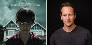 Actor Patrick Wilson to debut as director with new 'Insidious' film