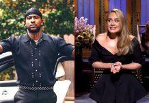 Adele is reportedly dating rapper Skepta