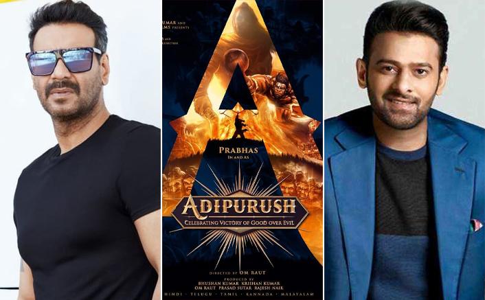 Adipurush: Ajay Devgn To Play Lord Shiva In Prabhas & Saif Ali Khan Starrer?