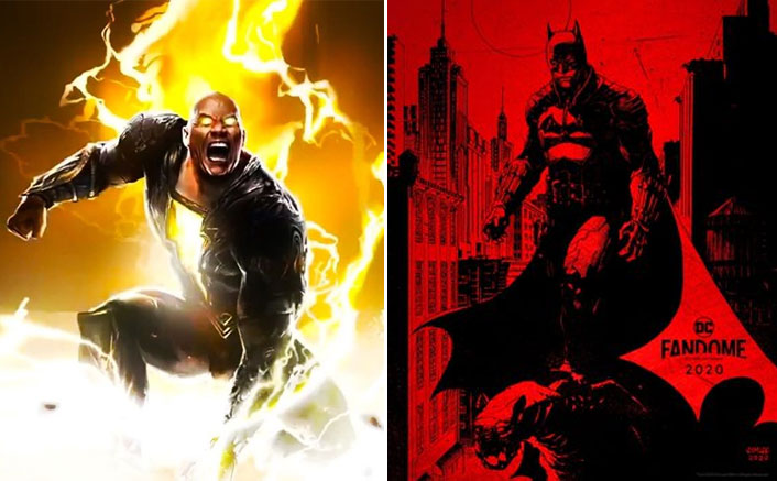 After Marvel, DC Delays Release Date Of The Batman, Black Adam & Other Movies!(Pic credit: Instagram/therock, Twitter/Matt Reeves)