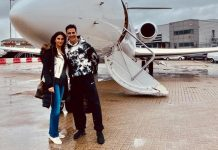 Akshay Kumar heads home after wrapping 'Bell Bottom' shoot in UK