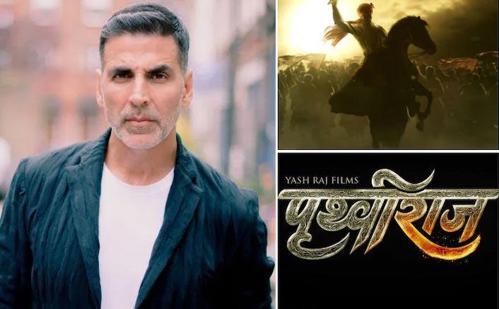 Akshay Kumar Isn't Stopping! Actor Resumes The Shoot Of Prithviraj…
