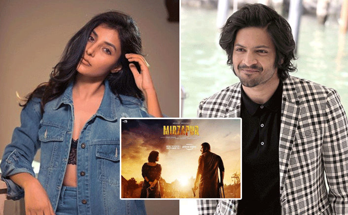 "Mirzapur's Harshita Gaur On Ali Fazal: ""Motivating & Encouraging, Be It On Sets Or In Real Life"""