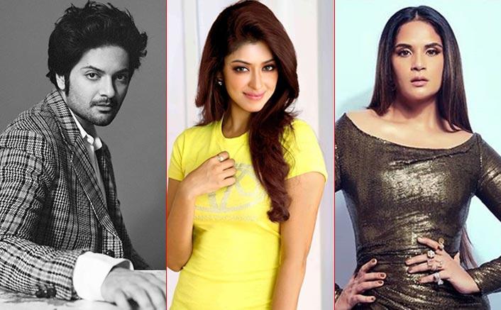 Ali Fazal Reacts To Payal Ghosh's Defamatory Remarks On Richa Chadha!
