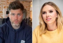 The Reason Behind Colin Jost & Scarlett Johansson's Delayed Wedding Is Not COVID-19?