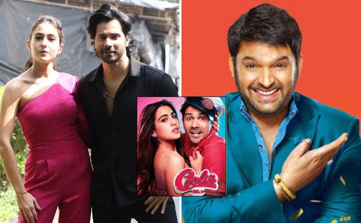 Coolie No. 1: Varun Dhawan, Sara Ali Khan Kickstart Promotions With The Kapil Sharma Show!