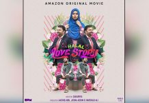 AMAZON PRIME VIDEO LAUNCHES THE FIRST SONG PROMO OF 'HALAL LOVE STORY' — THE ENCHANTING SUFI TRACK SUNDARANAYAVANE