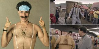AMAZON PRIME VIDEO UNVEILS THE TRAILER FOR AMAZON ORIGINAL FILM BORAT SUBSEQUENT MOVIEFILM: DELIVERY OF PRODIGIOUS BRIBE TO AMERICAN REGIME FOR MAKE BENEFIT ONCE GLORIOUS NATION OF KAZAKHSTAN