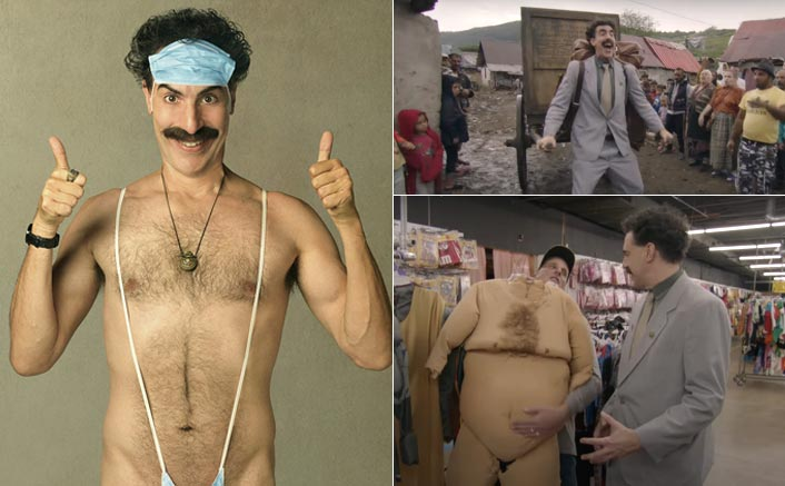 Borat: Subsequent Moviefilm's Trailer Out: Sacha Baron Cohen Is Here To Give You A Dose Of Laughter