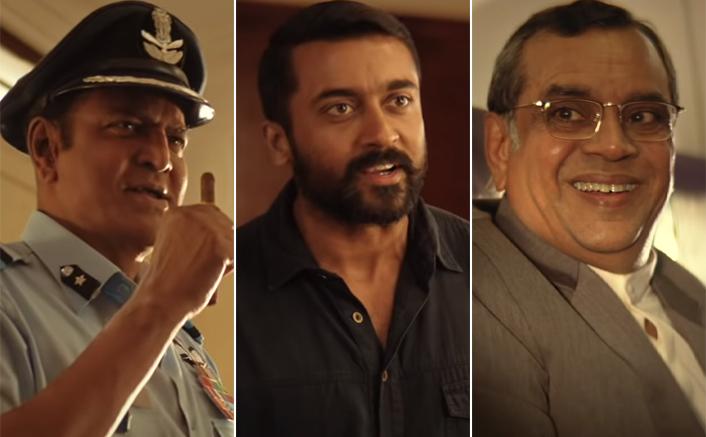 Soorarai Pottru Trailer Out! Suriya Is A Man On Mission Taking Down The Powerful Men