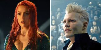 Amber Heard & Johnny Depp's Roles To Be Reduced In Aquaman 2 & Fantastic Beasts 3?