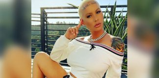 Amber Rose Recalls When Mystery Ex-boyfriend Raped Her After She Tried To Break Up With Him