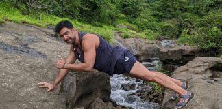 Amit Sadh trains hard for 'Zidd' in Manali