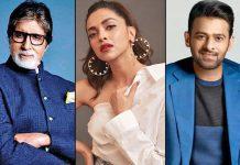 Amitabh Bachchan Joins Prabhas & Deepika Padukone For Nag Ashwin's Much-Waited Film
