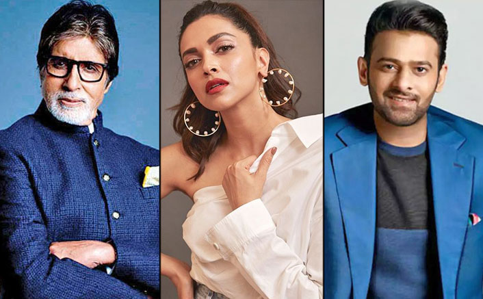 Amitabh Bachchan Joins Prabhas & Deepika Padukone For Nag Ashwin's Much-Waited Film