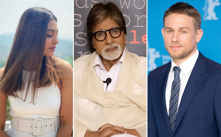 Amitabh Bachchan To Join Radhika Apte & Charlie Hunnam In Apple TV's Shantaram - Reports(Pic credit: Instagram/radhikaofficial)