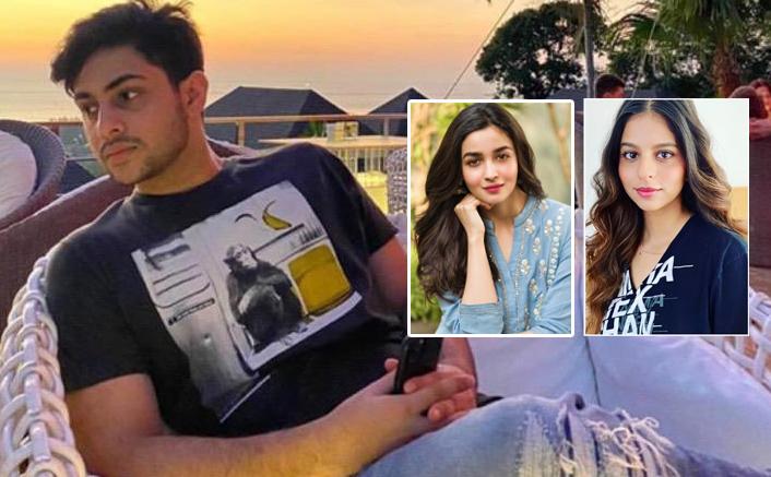 Amitabh Bachchan's Grandson Agastya Nanda Makes His Instagram Debut; Alia Bhatt & Suhana Khan Have The Quirkiest Reactions