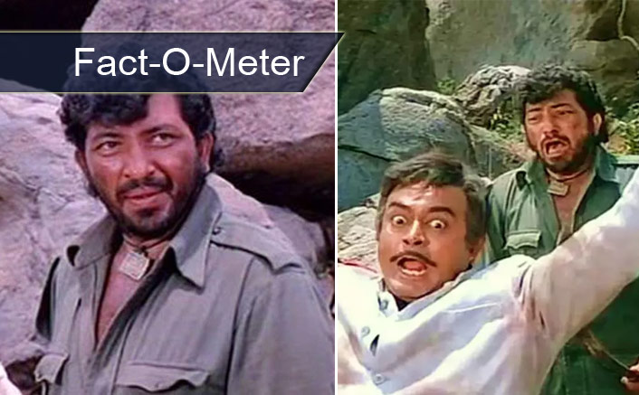 Amjad Khan's Pay For Sholay Would Sound Like A Peanut In Current Time – [Fact-O-Meter]