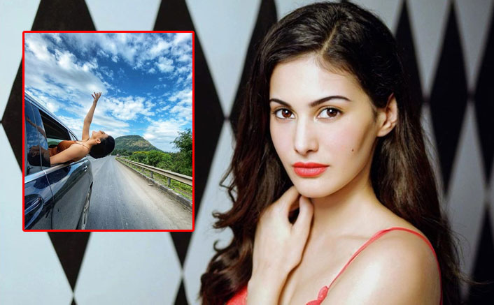 Amyra Dastur's Picture From Road-Trip Will Make You Pack Your Bags Right Away!