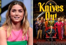 Ana de Armas was initially hesitant to star in 'Knives Out'