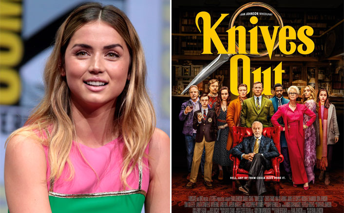 Knives Out: Ana de Armas Initially Felt The Movie Was NOT Right For Her!