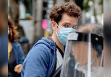 Andrew Garfield Starts Shooting In New York, Is It For Spider-Man 3? PICS Inside