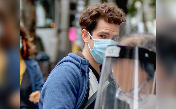 Andrew Garfield Starts Shooting In New York, Is It For Spider-Man 3? PICS Inside(Pic credit: Getty Images)